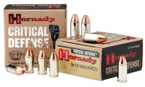 Hornady 9mm Makarov