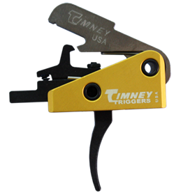 Timney drop-in trigger for teh AR-15 rifle